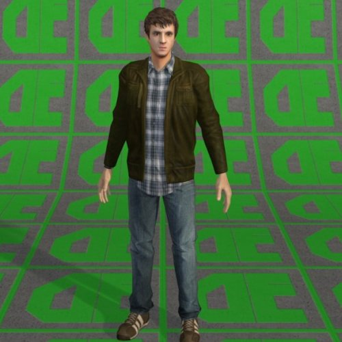 Rory Man Character