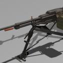 Kord Makineli Tüfek