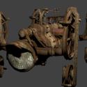 Gringotts Mayın Arabası Aracı