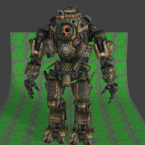 Atlas Titan Robot