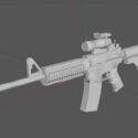 Colt M4a1 Weapon