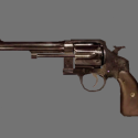 Indiana Jones Revolver Gun