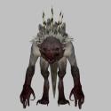 Rage Demon Free 3d Model