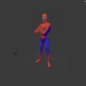 Spider-man Free 3d Model