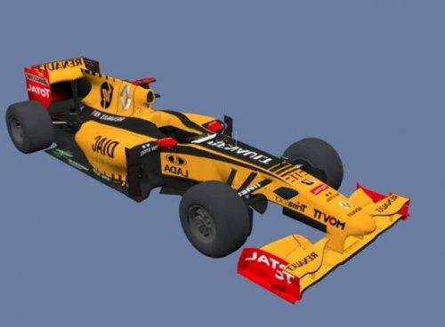 Renault F1 Coche