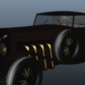 Car Free 3d Model