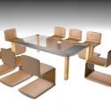 Office Table Sets