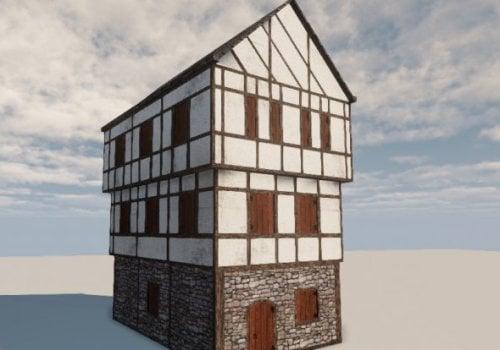 منزل Enxaimel في العصور الوسطى