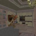 Office Interior Free 3d Model
