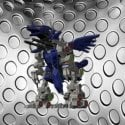 Fuzor Dragon Zoids Free 3d Model