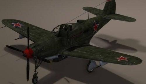 Venäjän toisen maailmansodan Airacobra-ilma-alus
