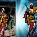 Ultimate Marvel Vs  Capcom 3: Cable-pool Free 3d Model