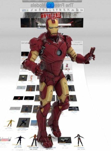 Marvel Iron Man -hahmo