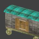 Wagon Has Free 3d Model