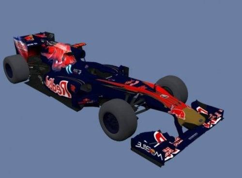 Coche Tororosso F1