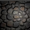 Cobble Stones Paving 3d Model