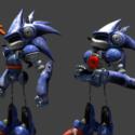Mecha Sonic