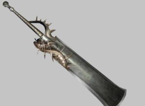 Espada Alma Calibur Arma