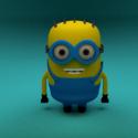 Evil Minion Character