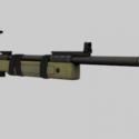 M40A5 Gun