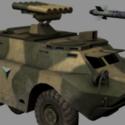 Brdm-2 (atgm) Free 3d Model