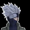 Kakashi Naruto Character 3d Model