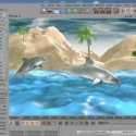 Dolphins Free 3d Model Animal