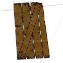 Wooden Door Free 3d Model