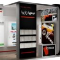 Exhibition Stand Building Free 3d Model