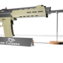 Acr (assult Rifle) Free 3d Model