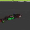 Raygun Mark Gun Free 3d Model