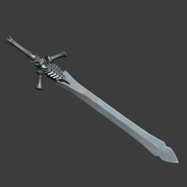 Rebellion Sword