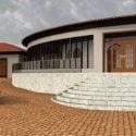 Concept House Free 3d Model Building