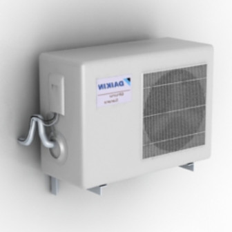 Outdoor Air-conditioning Equipment 3d Max Model Free