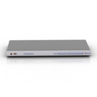 dvd player 3d max model free 3ds max free download id16415