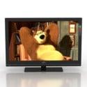 Lcd Tv 3d Max Model Free
