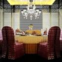 Retro Restaurant Interior Max