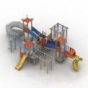 Playground 3d Max Model Free