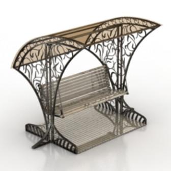 Luxury Swing Waiting Station