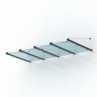 Glass Roof 3d Max Model Free (3ds,Max) Free Download