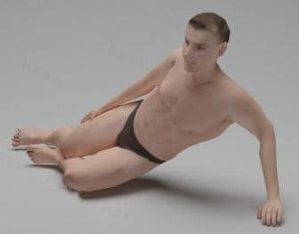 Swimwear Male