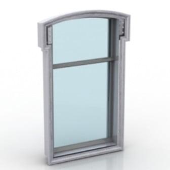 Glass Window Frame 3d Max Model Free 3dsmax Free Download