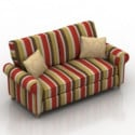 Colorful Sofa 3d Max Model Free