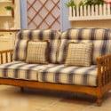 Chinese Texture Sofa