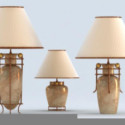 Simple Combination Of Table Lamp