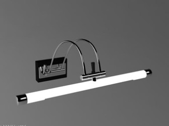 Modern Wall Lamp 3d Max Model Free (3ds,Max) Free Download