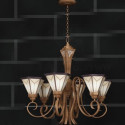 Retro Street Pendant Lamp 3d Max Model