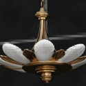Lotus Flower Shaped Pendant Lamp 3d Max Model Free