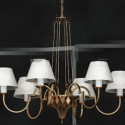 Lampshade Metal Pendant Lamp 3d Max Model