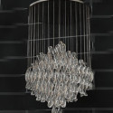Crystal Pendant Lamp 3d Max Model